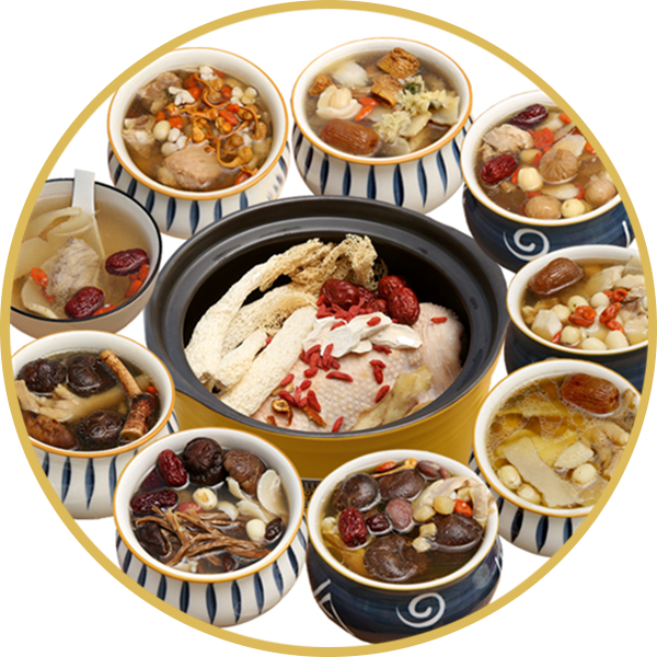 Herbal Tonic Soup