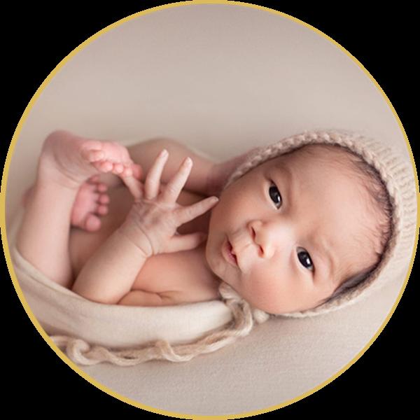 宝宝造型照